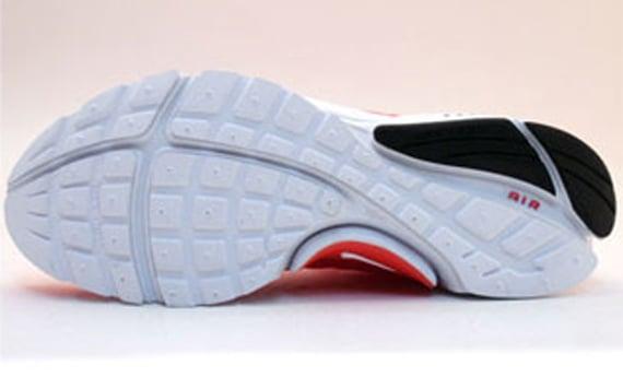 Nike Sportswear Air Presto - Orange / White
