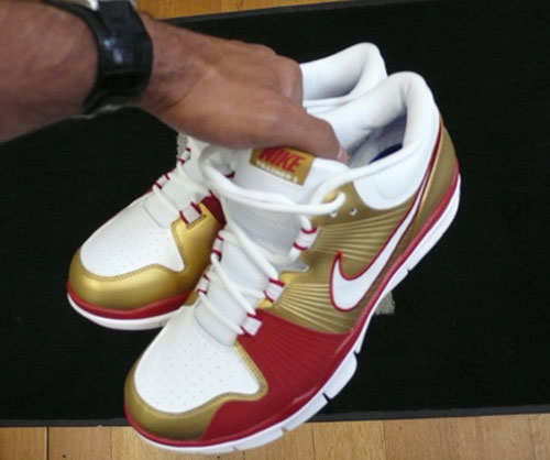 Nike Team Pacquiao Release at UNDFTD
