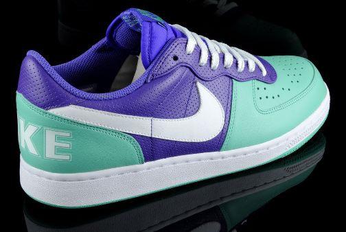 Nike Terminator Low - Pink / Blue & Turquoise / Purple