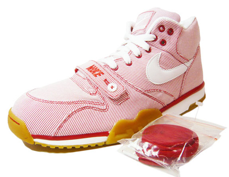 1 Red Air Qk WhiteSneakerfiles Nike Premium Trainer Sportswear eBoxdC