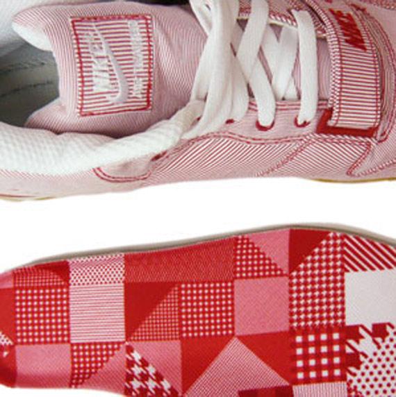 Nike Sportswear Air Trainer 1 Premium QK - Red / White