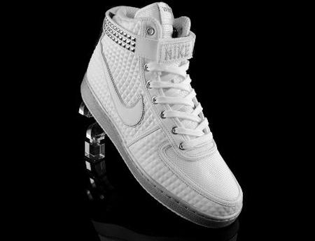 5033a0faf6f1b3 Nike Vandal High Supreme EX - White   Silver