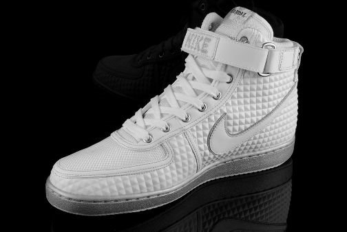 Nike Vandal High Supreme EX - White / Silver