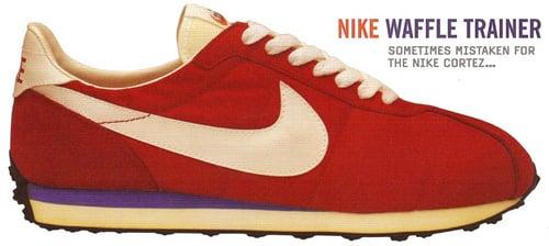 Nike Waffle Trainer