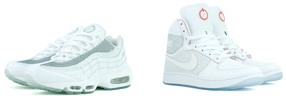 Nike Wii Pack - Air Max 95 & Sky Force