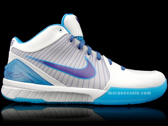 Nike Zoom Kobe IV (4) Draft Day - Hornets