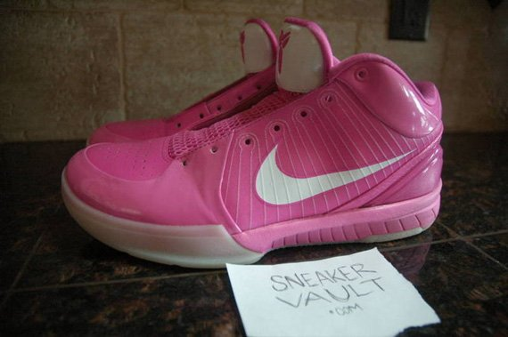 Nike Zoom Kobe IV (4) - Think Pink