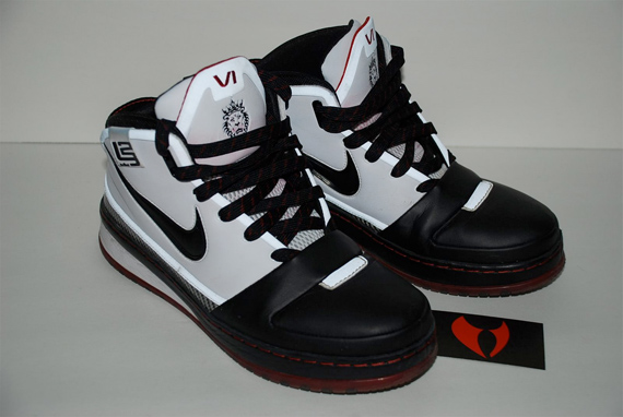 Nike Zoom Lebron VI (6) - Early Sample