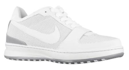 Nike Zoom Lebron VI (6) Low - White / Medium Grey