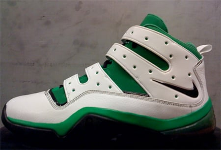 Nike Zoom Sharkley Paul Pierce Player Exclusive (PE) - Boston Celtics Home