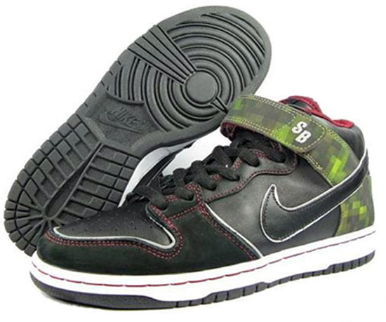 Nitraid x Nike Dunk SB Mid Elite | Releasing Soon