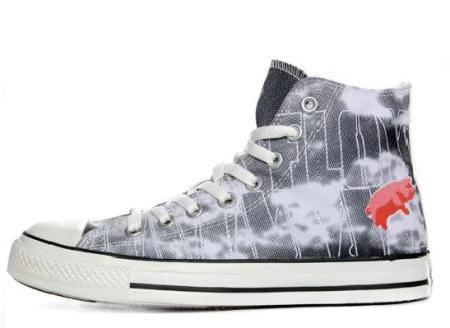 Converse All Star Hi - Pink Floyd Animals