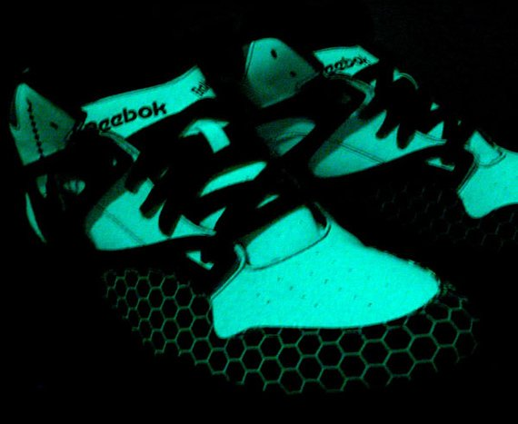 Chapter World x Reebok Glow Pack - Pump Omni Lite & Court Victory Pump
