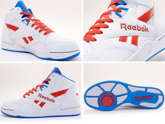 Reebok Sir Jam Mid Super Hero Pack