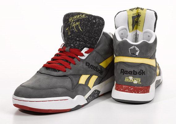 Sneakerology 101 x Reebok Reverse Jam Mid