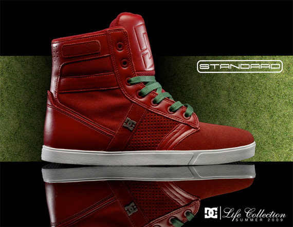 Standard x DC Shoes Admiral