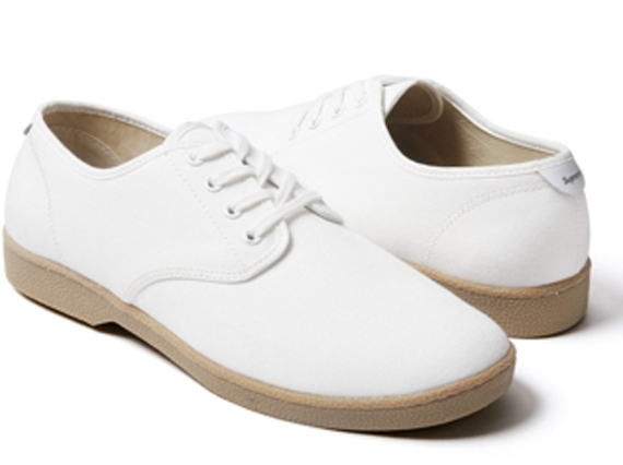 Supreme Canvas Sneaker Collection