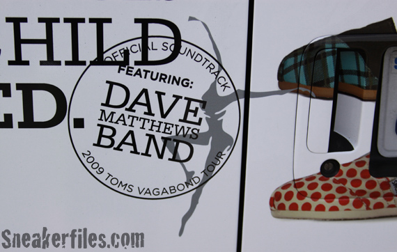 Dave Matthews Band - DMB - TOMS Shoes