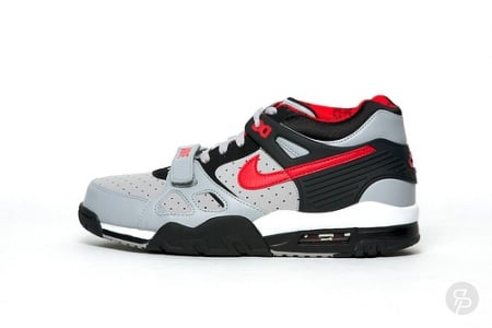 Nike Air Trainer III - Red / Grey / Black