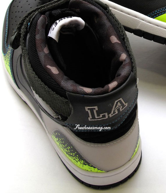 Union LA x Nike Dunk High Challenge Supreme