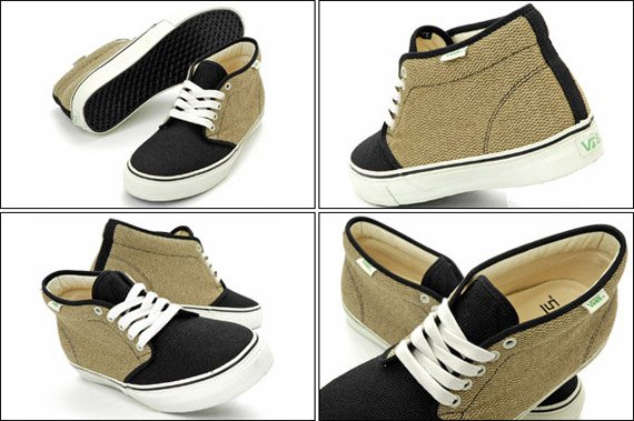 Vans Chukka Boot LX - Messenger Pack