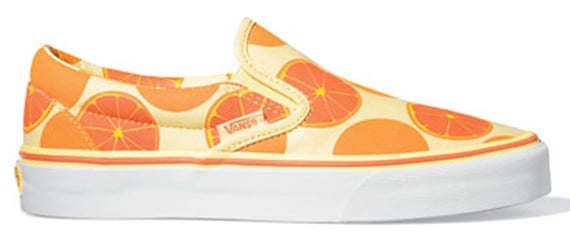 Vans Slip-On Fruit Pack