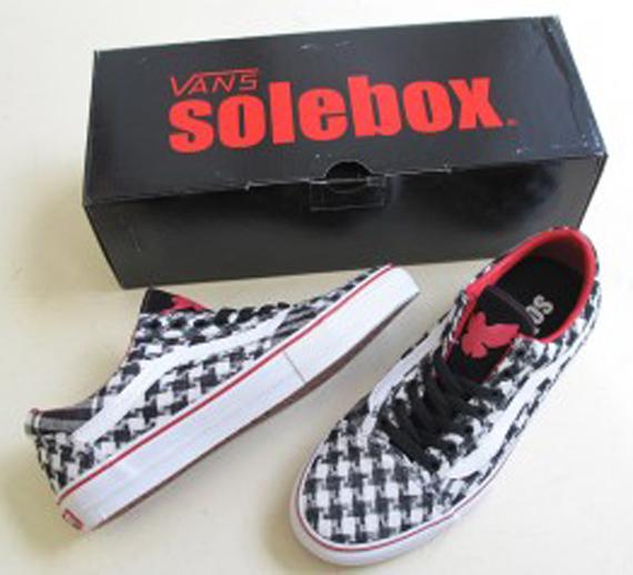 Vans x Solebox Old Skool - May 2nd Release