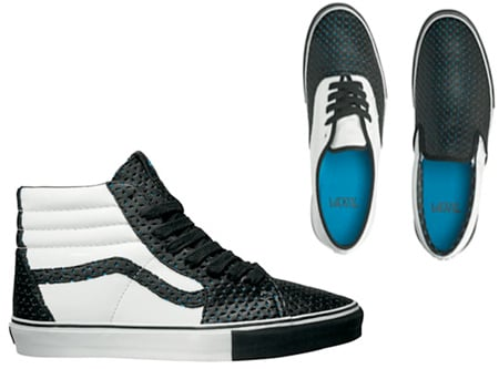 Vans Vault Perforated Pack Summer 2009