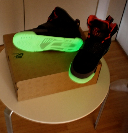 Nike Air Yeezy - Black / Pink Now Available On eBay