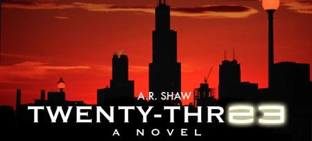 23: A Novel - Book Signing at Atlanta's Greenbriar Mall