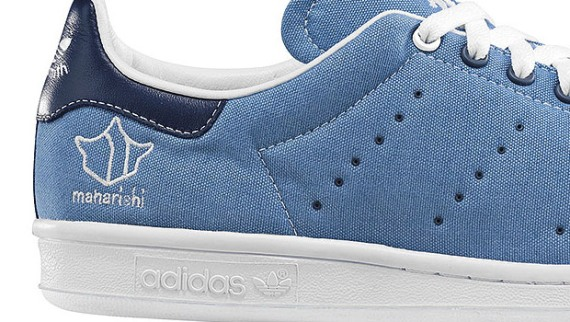 maharishi x adidas 2009 Fall Stan Smith Preview