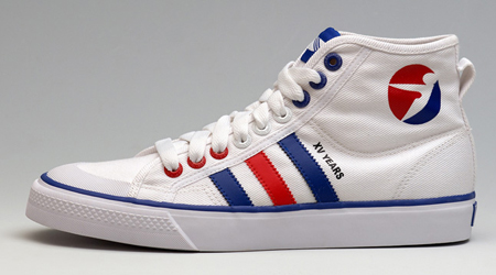 55DSL x Adidas Originals XV/55 Nizza High