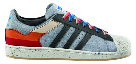 Adidas Wool Pack: Superstar, Samba, Forum Mid
