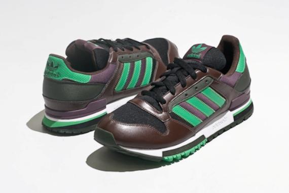 meet 55ff5 d858b adidas Originals ZX 600 | SneakerFiles