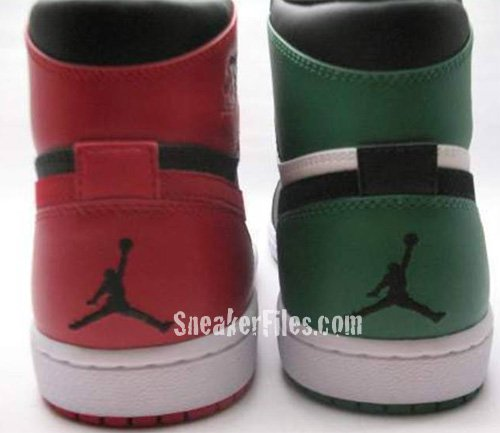 Air Jordan 1 60+ Pack - Chicago vs. Boston