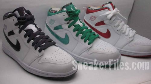 Air Jordan 1 High Metallic Pack (Do the Right Thing)