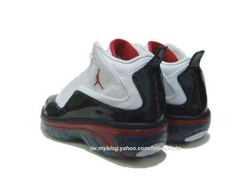 Air Jordan Element - White / Black - Red