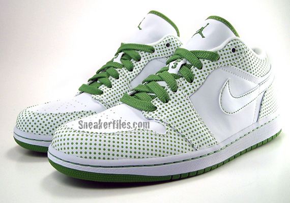 Air Jordan I (1) - Chlorophyll Polka Dot Pack