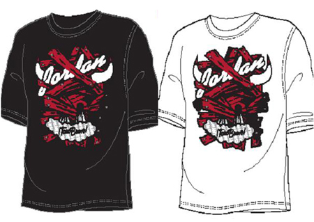 Air Jordan Raging Bull Pack T-Shirts