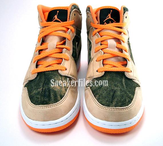 Air Jordan Retro I (1) GS - Urban Safari Pack