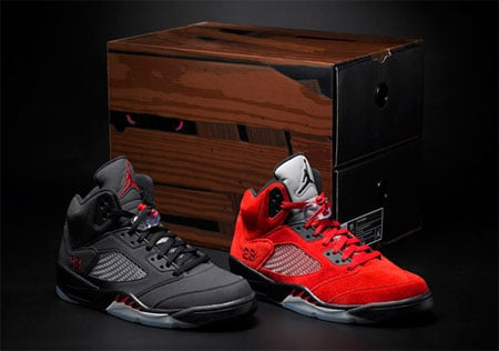 Air Jordan V Toro Bravo Pack | Release Date Changed
