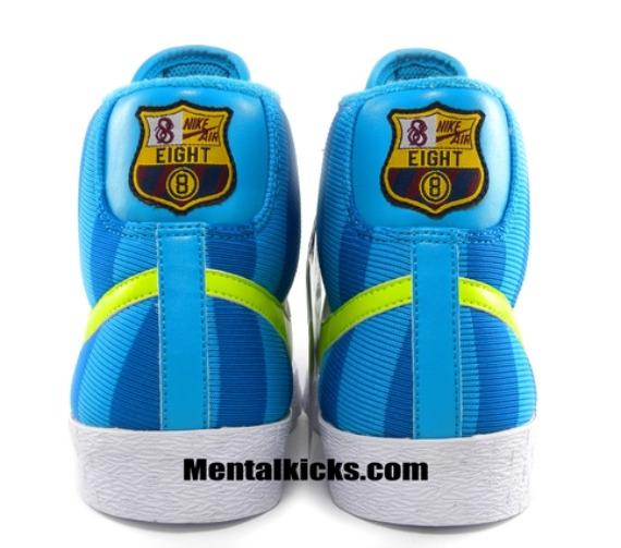 Nike Blazer FC Barcelona - Unreleased Sample