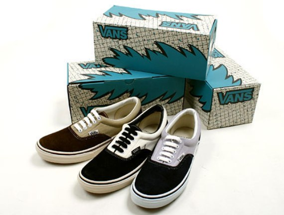 Beauty & Youth x Vans Era 80s Pack