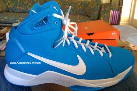 Nike Hyperdunk Canvas Pack