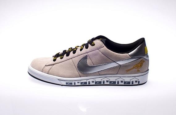 Nike Sportswear Pop-Up Store - Canarinho