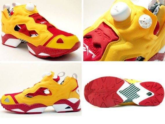 "Reebok Insta Pump Fury ""Courier"" Pack"