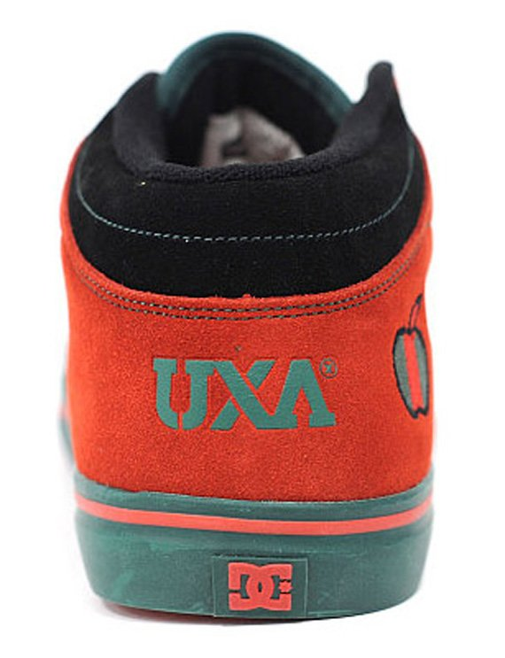 UXA x DC Shoes - The Big Apple Ryan Smith 2.0S