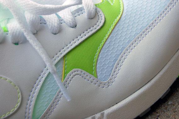 Highlighter Nike Air Max 1 - White / Neon