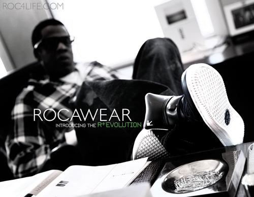 Jay-Z Releasing Rocawear R+ Sneaker