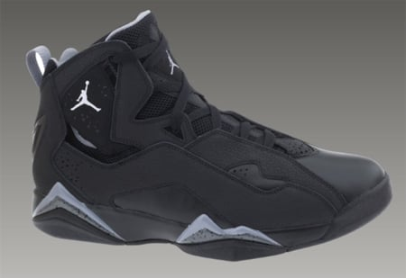 Air Jordan True Flight - Black / Black - Stealth